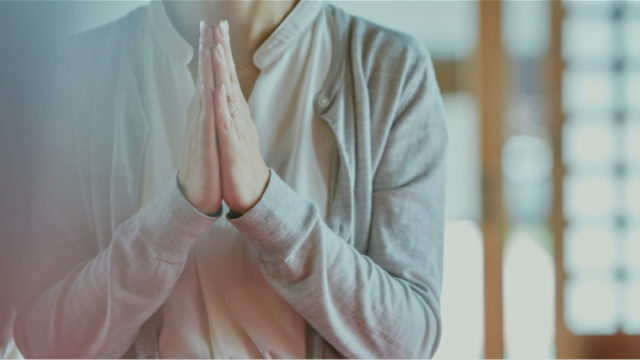 祈る(ご祈祷・御朱印)